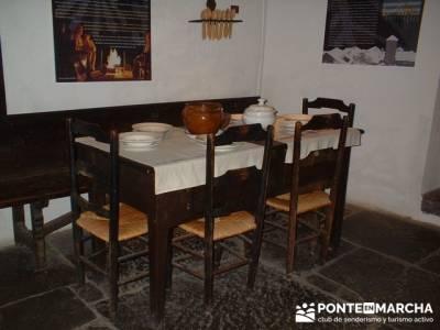 Museo etnográfrico Ordesa; viajes de montaña; asociaciones de senderismo en madrid